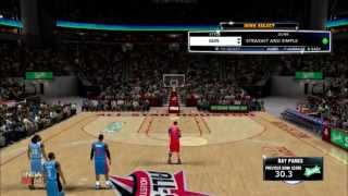 NBA 2K14 - Dunk Contest PC