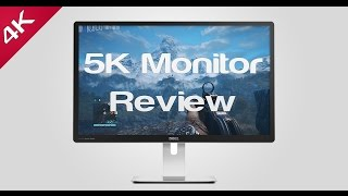 DELL 5K MONITOR REVIEW | Dell UP2715K | 4x GTX-980 SC 4-Way SLI | ThirtyIR.com