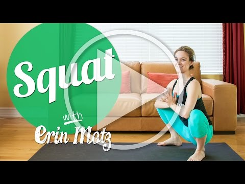 Bad Yogi How to: Yoga Squat (Beginner)