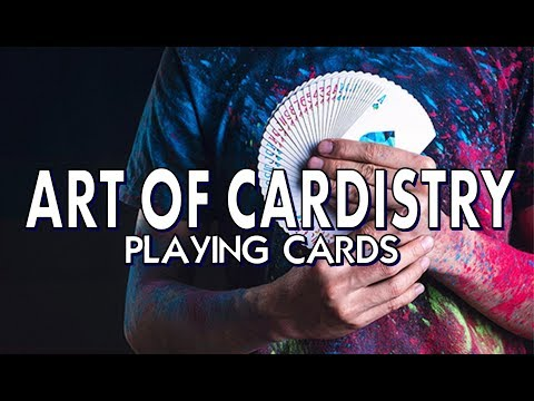 SOLOMAGIA Cardistry Color Playing Cards