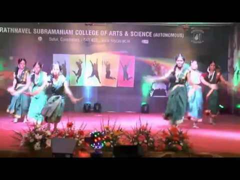 Tamil Cultural Dance - NAAC Culturals
