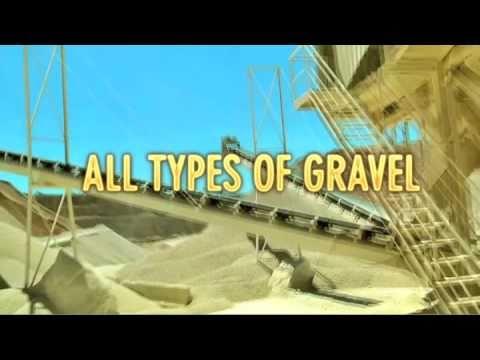 Types of Gravel