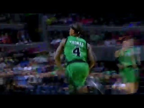 Isaiah Thomas Highlights vs. Sacramento Kings (21 points, 9 assists, 4 steals)
