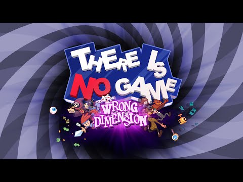 There Is No Game : Wrong Dimension (OFFICIAL TRAILER)