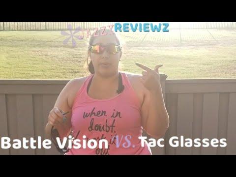 4bc905d2c10 BATTLE VISION VS TAC GLASSES-Who s the winner  - YouTube