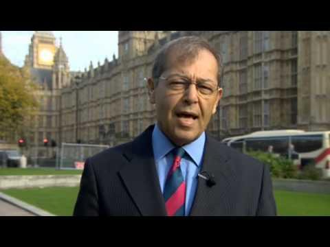 BBC News   Alp Mehmet on UK migration and European treaty
