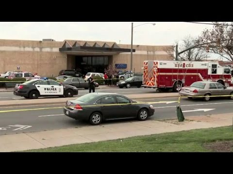 Police: Shooter targeted officer at bus station