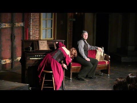 Sweeney Todd 2014 Opening Night