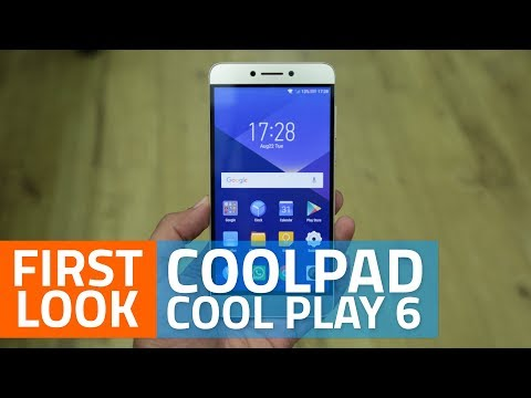Coolpad Cool Play 6 First Look | Camera, Specs, and More