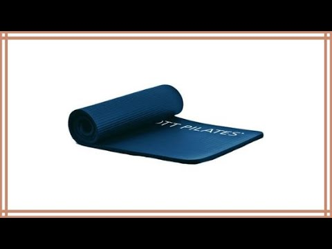 STOTT PILATES Deluxe Pilates Mat Review