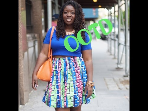 OOTD- Essence Magazine Street Style Block Party