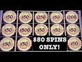 🐲DRAGON LINK HANDPAY HAPPY & PROSPEROUS MAX BET $50 SPINS ONLY 🐲 DOLLAR ACTION SLOT MACHINE