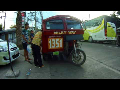 Dumaguete, Philippines.  A Street Tour of This Big Little City.