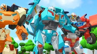 TOBOT English | 127 W, Diverted | Season 1 Full Episode | Kids Cartoon | Kids Movies