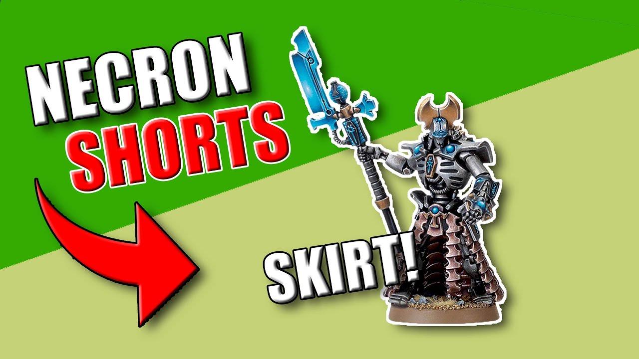 Anrakyr the Traveller 9th Edition - Necron #Shorts