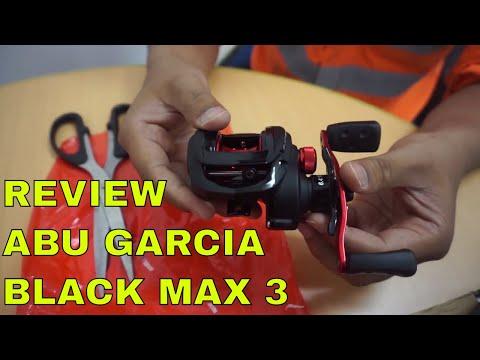 Review Abu Garcia Black Max 3 Indonesia