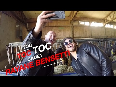Toc Toc Toc Part. 1: CAUET ET RAYANE BENSETTI AVEC DES CHEVRES