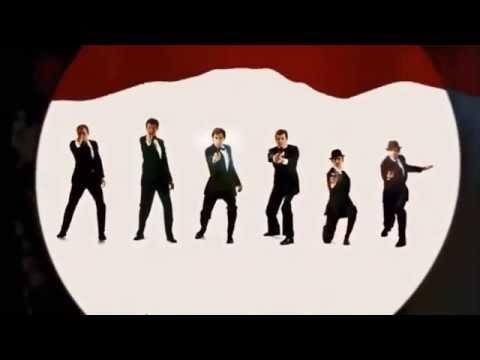 All the James Bond Gunbarrel Sequences 1962-2015 [ INCLUDING SPECTRE ]