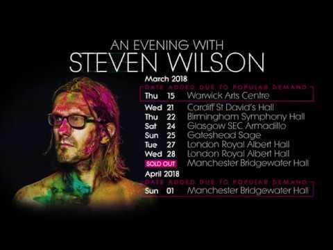 Steven Wilson - To The Bone UK Tour 2018 Trailer