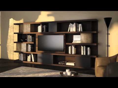 Kubika Natuzzi корпусная мебель
