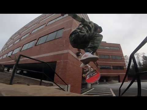 Brandon Gorman Raw Skateboard Footage
