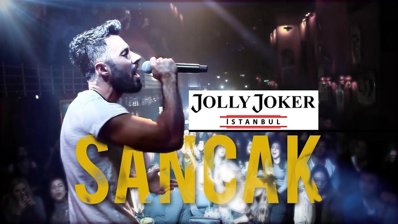 Sancak - Üşüyorum Aldırma & Duyanlara Duymayanlara - İstanbul JollyJoker