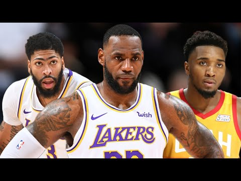 Los Angeles Lakers Vs Utah Jazz Full Game Highlights | December 4, 2019-20 NBA Season
