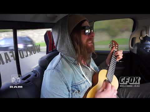 CFOX - Ram Jam - Matt Mays On The Hood (Acoustic)