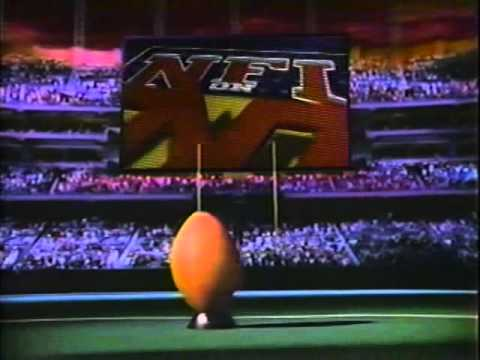 09/24/1995 NFL on TNT Intro:  Green Bay Packers at Jacksonville Jaguars