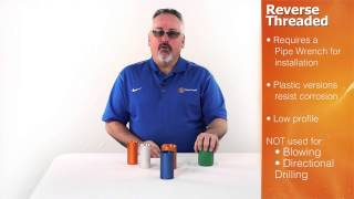 Watch Intro to Reverse Threaded Aluminum Couplers