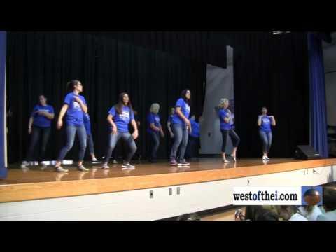Salem School 100 year celebration staff performance v2