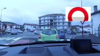 Conduire en France... / Driving in France