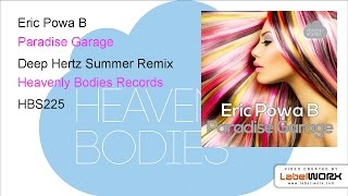 Eric Powa B - Paradise Garage (Deep Hertz Summer Remix)