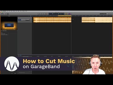 How to Cut Music on GarageBand