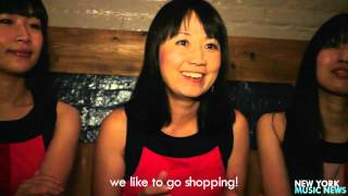 FROM nymn.com Shonen Knife talks to New York Music News before they...