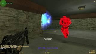 Counter-Strike: Zombie Escape Mod - ze_Abandoned_Zone_b2 on MILFEscape