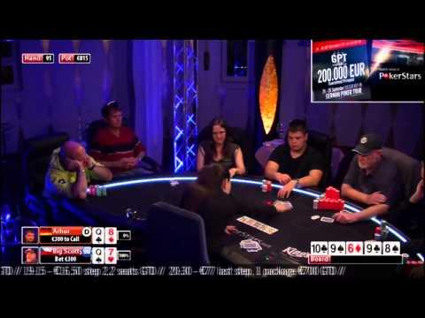 CASH KINGS E26 2/2 - DE - NLH 2/5 ante 5 - Live cash game poker show - Big Scotty