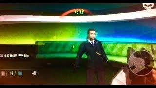 Goldeneye 007 Wii online gameplay at nightclub. #673.