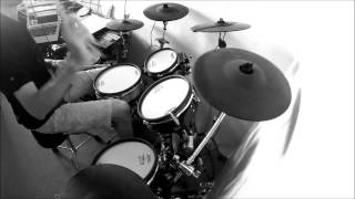 [Drum Cover] Hypocrisy - End of Disclosure