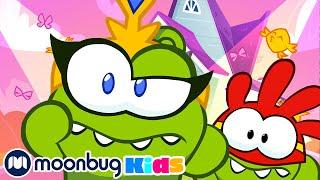 Om Nom Stories - Magic Mic!   Cut The Rope   Funny Cartoons for Kids \u0026 Babies