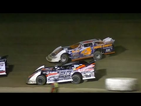 Crate Late Model Feature | Woodhull Raceway | 8-8-15
