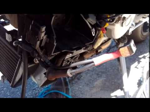 Ducati 1098 Starting Issue Resolved with HICAP Copper Starter Kit by