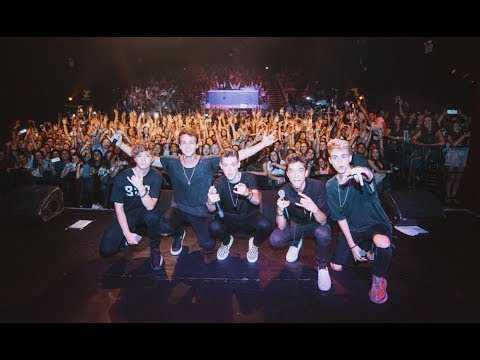 Why Don't We Just Live Performance || Why Don't We