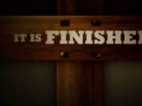 It is finished - Adrian Plass