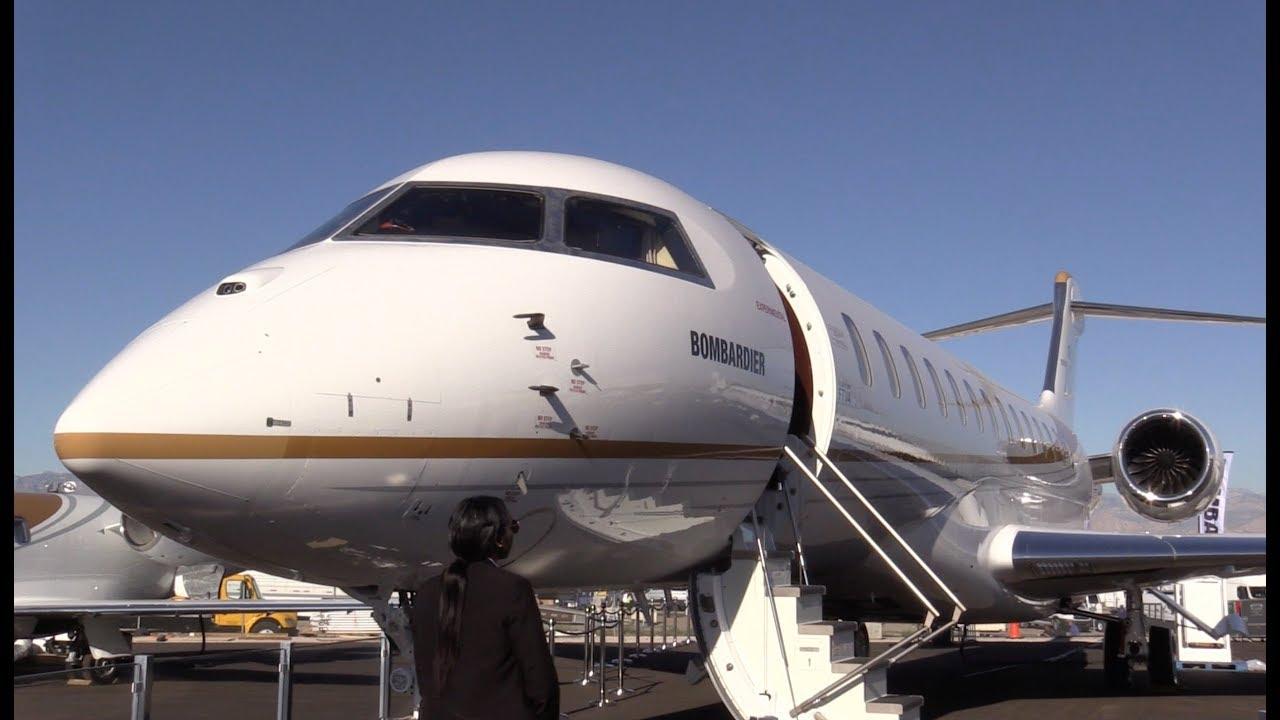 Bombardier Global 7000's Amazing Cabin