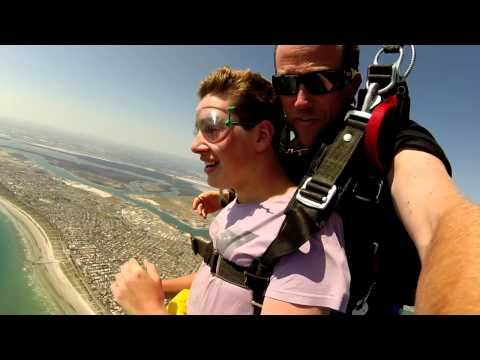 Jason Kennedy at Coastal Skydive
