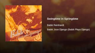 Swingtime in Springtime