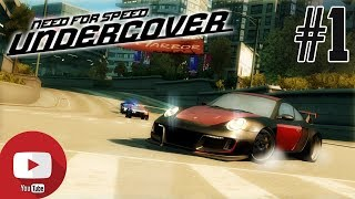 ✔ Need for Speed Undercover: Historia completa en Español | Playthrough Parte 1