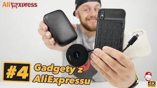 🇨🇳 TOP 3+1 Gadgety z AliExpressu: Baseus vychytávky za pár korun! | WRTECH [4K]