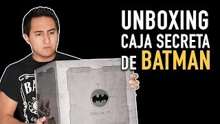 Unboxing caja secreta de Batman ¡Te regalo una!